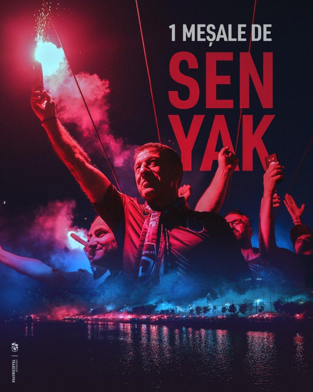 Trabzonspor'un yıldönümü kutlamaları başlıyor