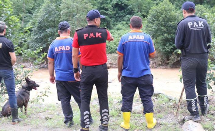 Polis Arama Kurtarma ekiplerinin ilk görev yeri Artvin oldu
