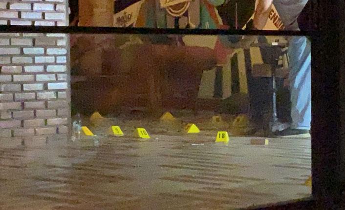 Samsun'da eğlence mekanında silahlı kavga 2 ölü
