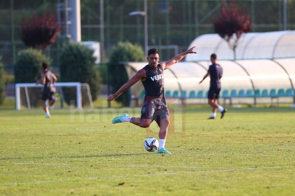 Trabzonspor kampı tamamladı