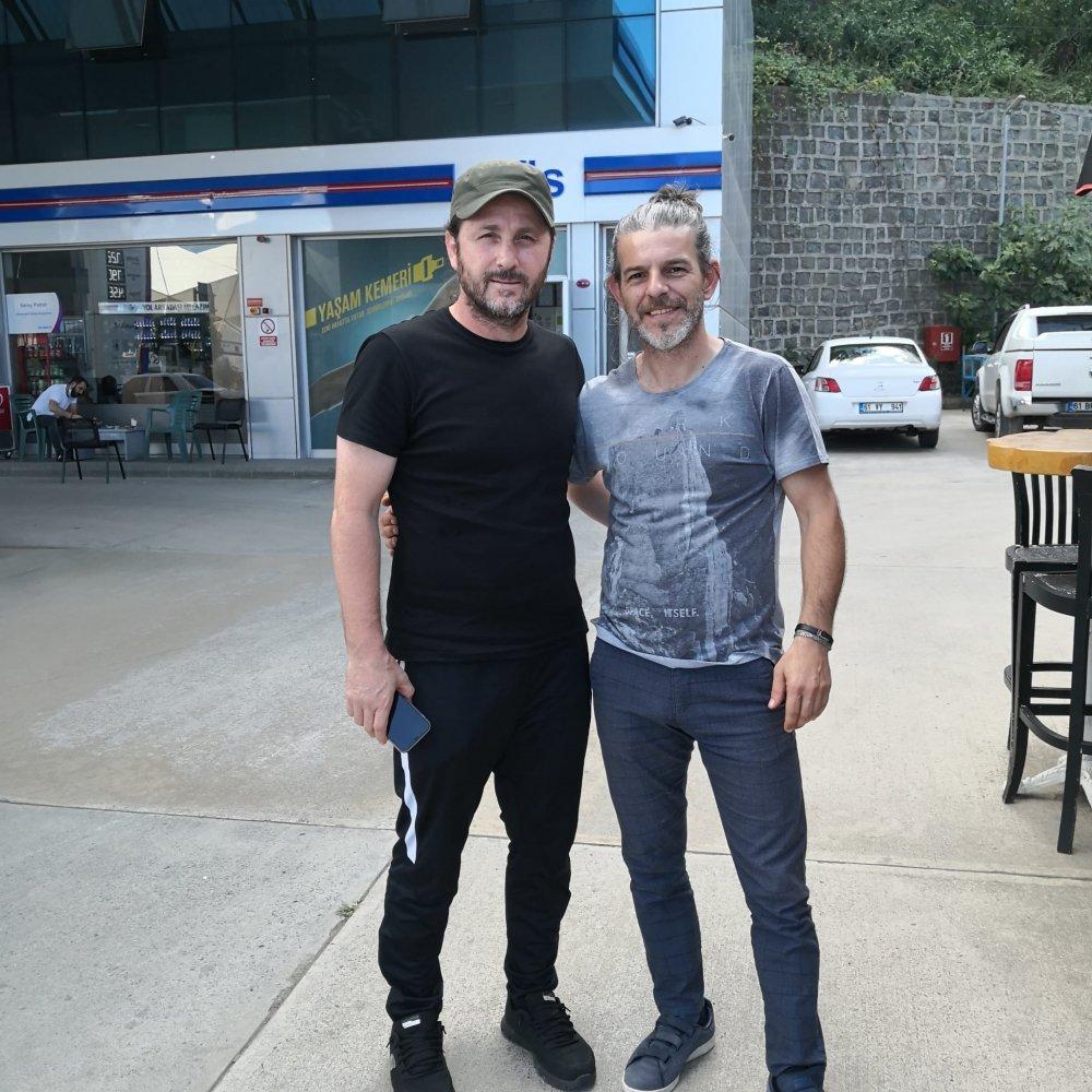 """Fatih Tekke'den flaş Trabzonspor mesajı! """"Elbet bir gün, bakalım, nasip"""""""