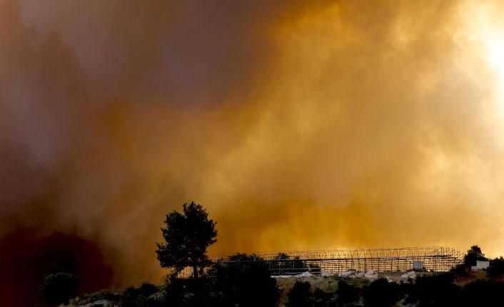 Manavgat'taki orman yangınında 3 kişi hayatını kaybetti