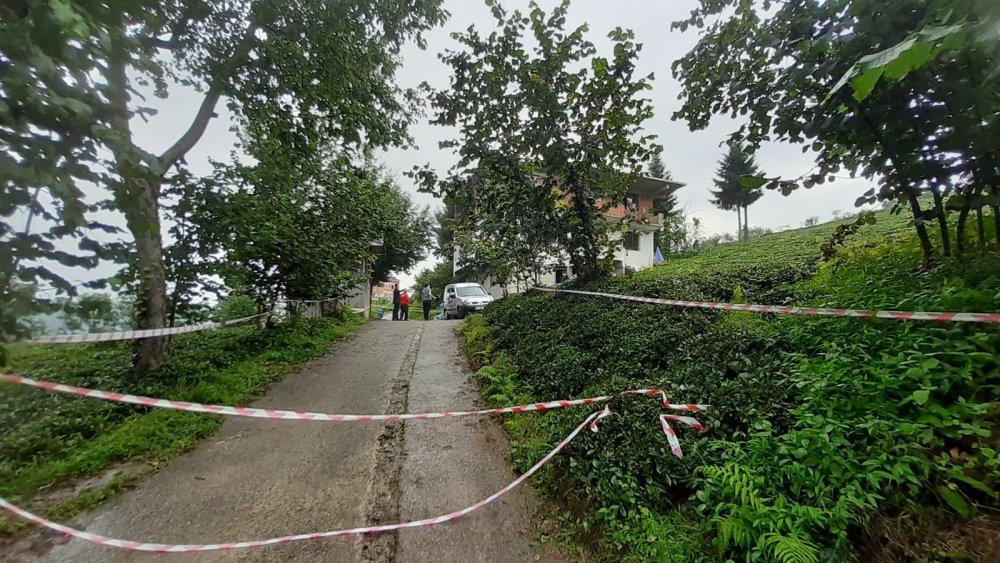 Trabzon'da silahlı kavga! 4 kişi hayatını kaybetti