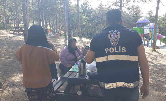 Ormanlara giriş yasağı piknikçilere engel olamadı
