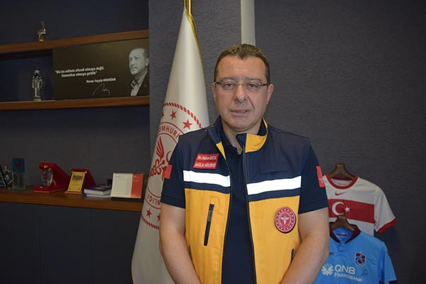 """Trabzon'da durum korkutuyor! """"Vaka sayısı 300'ün üzerinde"""""""