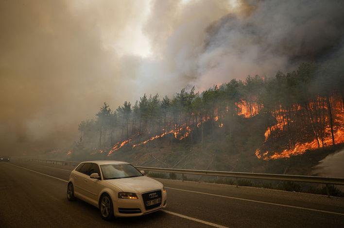 Türkiye'de yangınlar 7. gününde! İşte son durum