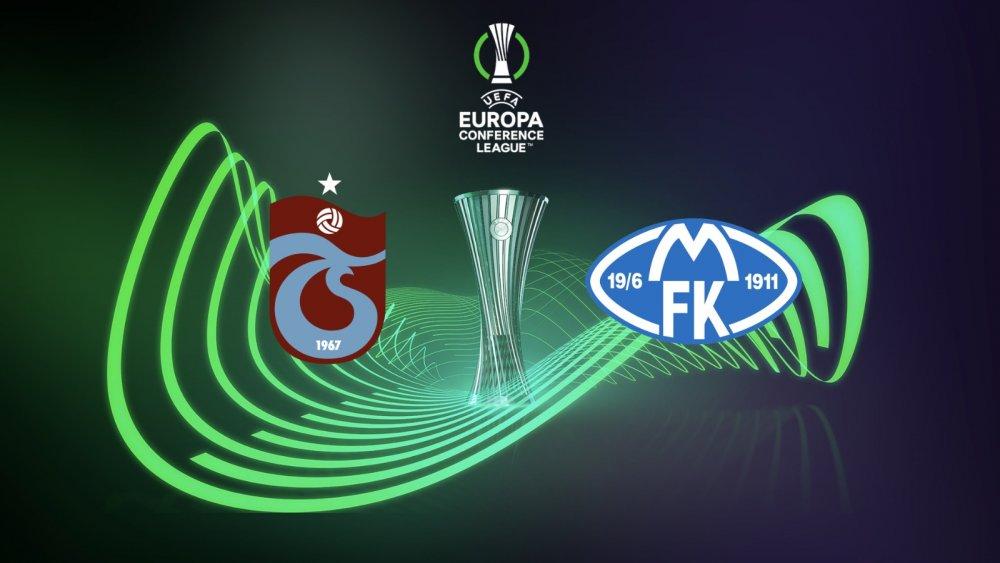 Trabzonspor Molde maçının programı belli oldu