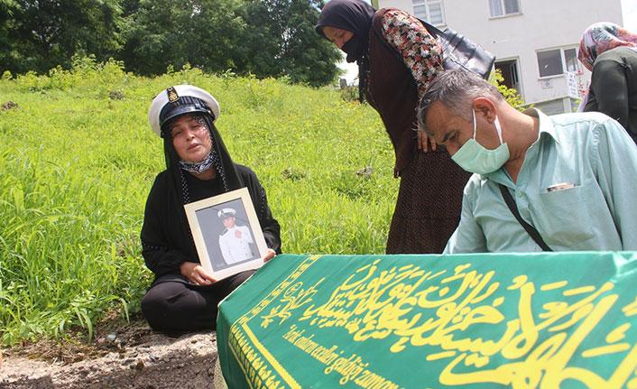 Güney Afrika'da hayatını kaybeden Giresunlu kaptan toprağa verildi
