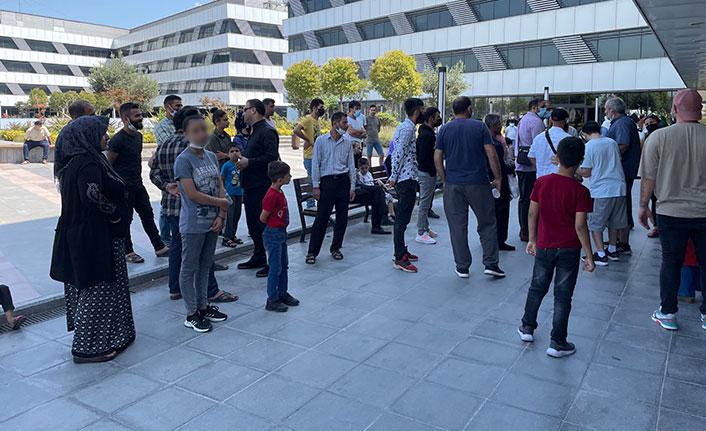 Suudi Arabistan'dan gelip Türkiye'de 'dayaklı tedavi' uyguluyor