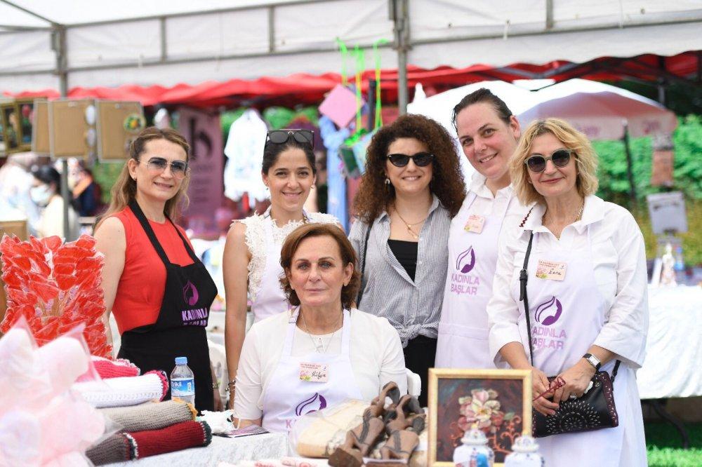 Kadınla Başlar Derneği'nden 'Sağlıklı Yaşam Festivali'
