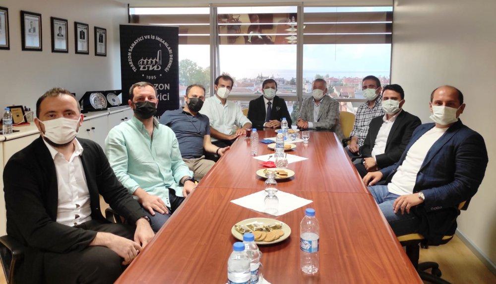 "Hüseyin Örs: ""Trabzon bir dış ticaret kenti"""