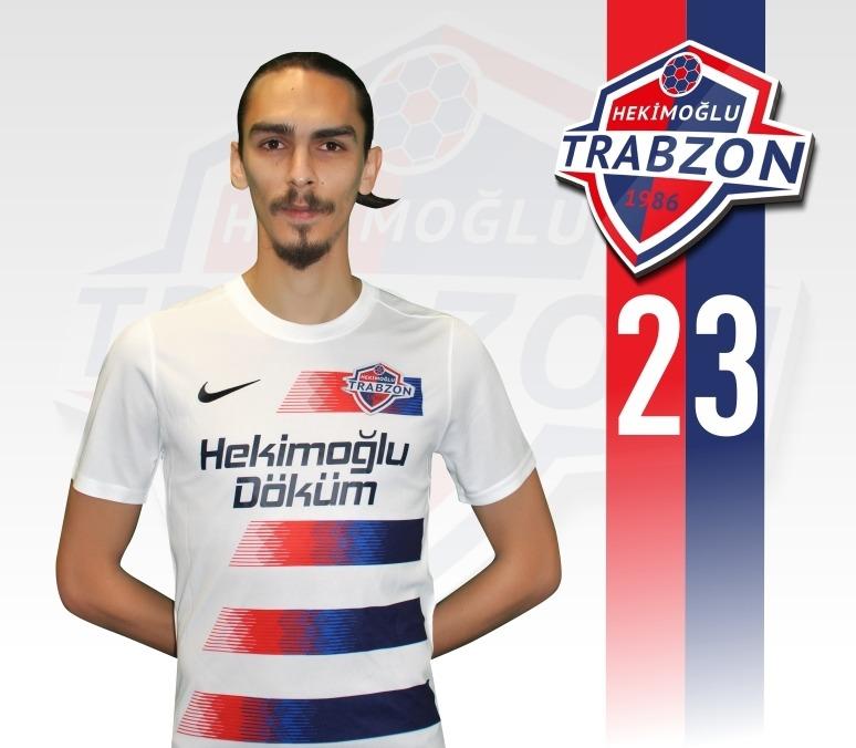 Hekimoğlu Trabzon Halil İbrahim Tuna ile sözleşme uzattı