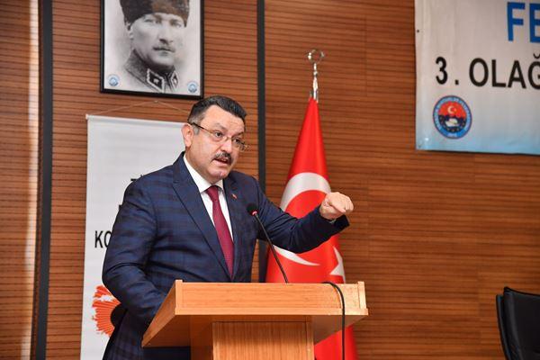 """Ahmet Metin Genç: """"Muhtarlık seçimi itimadın göstergesi"""""""