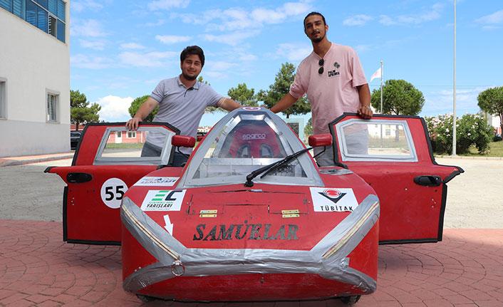 1 TL ile 250 kilometre giden elektrikli araca TEKNOFEST'ten 2 ödül