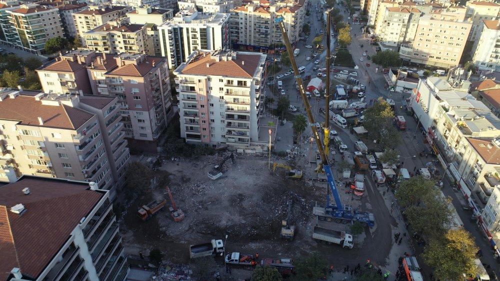 İzmir'de Rıza Bey Apartmanı davasında ara karar açıklandı