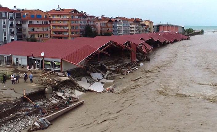 Karadeniz'de taşkın tehlikesine iklim değişikliği uyarısı!