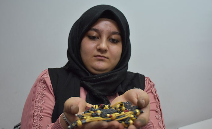 'Yılın Çırağı' seçilen Trabzonlu genç kızın hedefi büyük