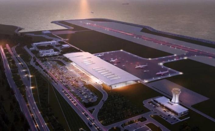 Rize-Artvin Havalimanında son durum