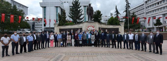 Trabzon'da yılın ahisi, kalfası ve çırağı ödül aldı