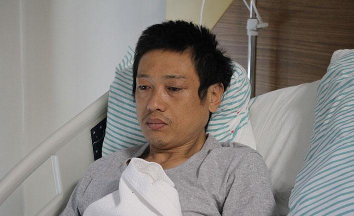 12 yıldır dünyayı gezen Japon turist Türkiye'de bıçaklandı