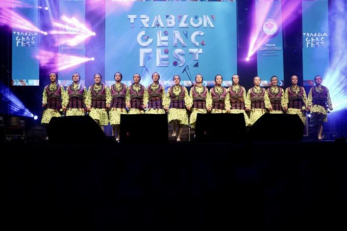Trabzon'da Genç Fest başladı