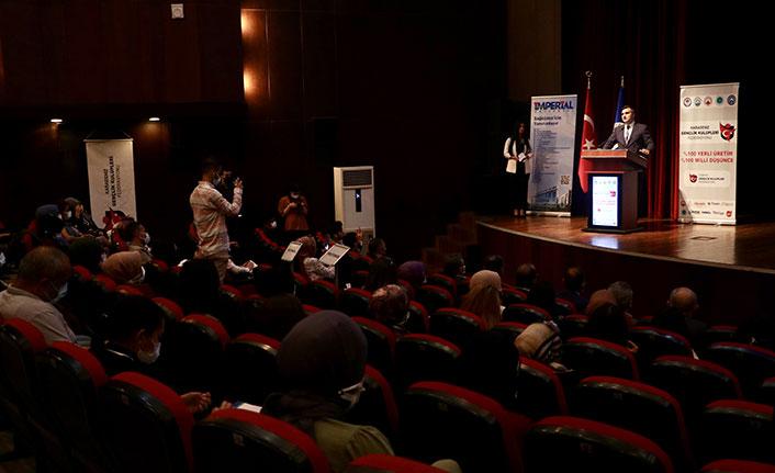81 ilden 200 genç Trabzon'da bir araya geldi