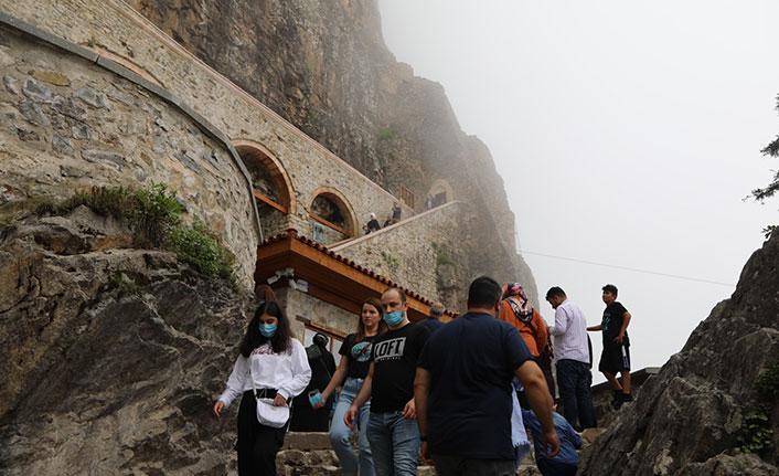 Trabzon'u ziyaret eden turist sayısında artış