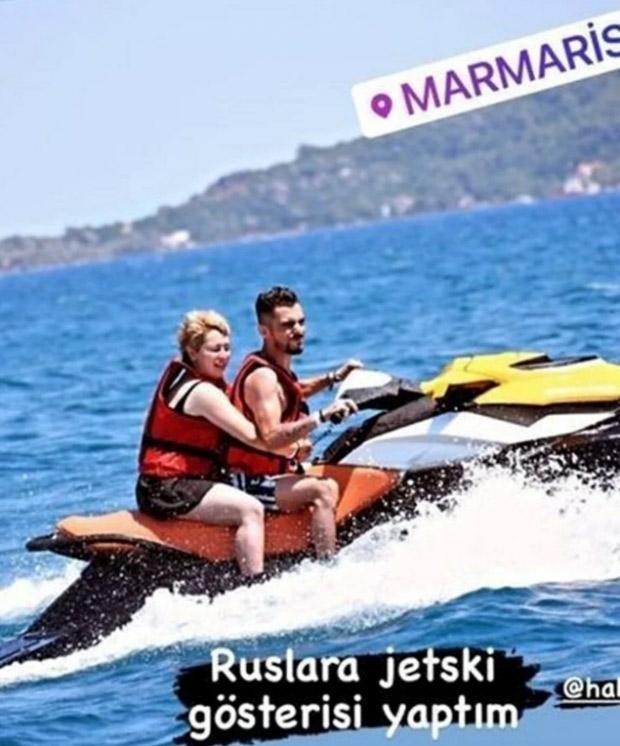 Karı-koca 34 vatandaşı dolandırıp tatil yaptılar