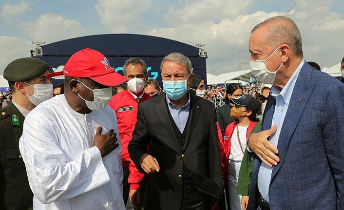 Erdoğan'dan gençlere çağrı: Size yapamazsınız diyenlere asla kulak asmayın