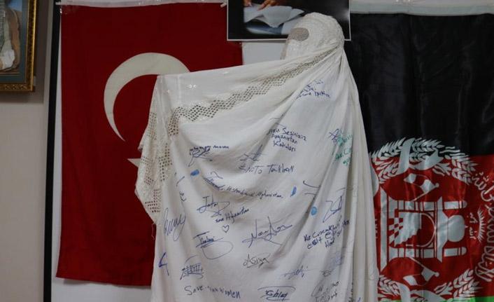 Trabzon'dan Afganistan'daki kadınlar için çağrı: Sessizce gömülmelerine izin vermeyin