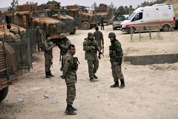 Afrin Zeytin Dalı Harekatında 4. gün: İşte son durum