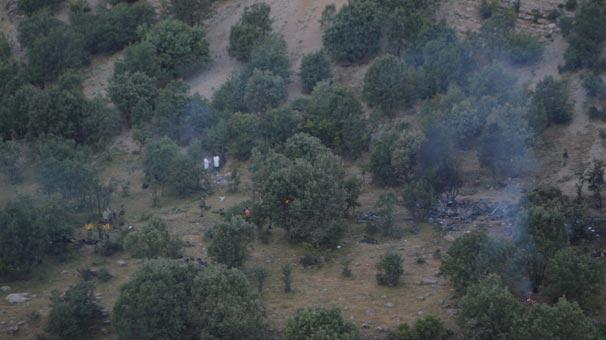 Şırnak'ta acı görüntü gün ağırınca ortaya çıktı
