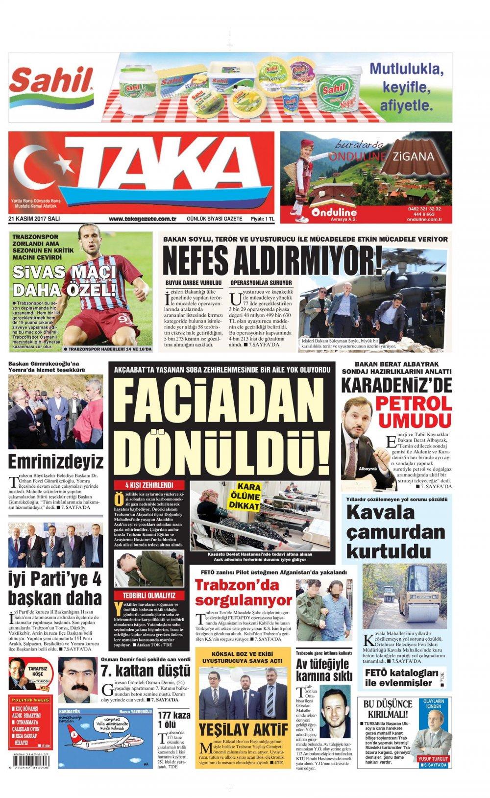 Taka Gazetesi