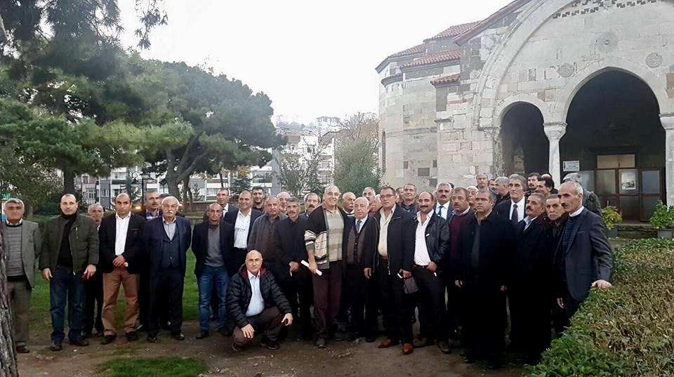 Trabzon'dan bir kardeşlik köprüsü de Tunceli'yle