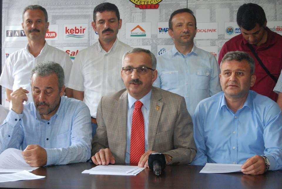 """""""Trabzon insanının duruşunu hatırlatmaya devam edeceğiz"""""""