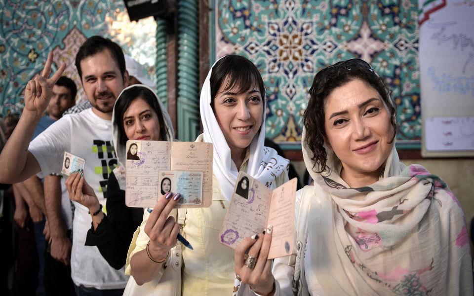 İran'da seçimden ilk sonuçlar açıklandı!