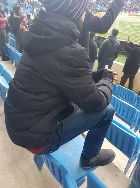 Trabzonspor taraftarına çağrı: Arena'ya zarar vermeyelim!