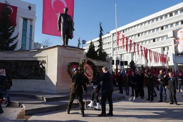 Trabzon'un düşman işgalinden kurtuluşunun 99. yıl dönümü