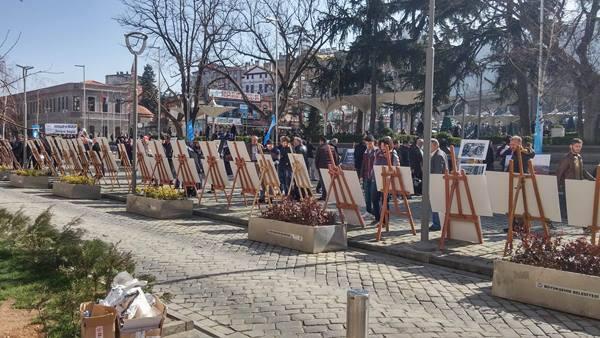 Trabzon'da Darbeler ve Selalar sergisi
