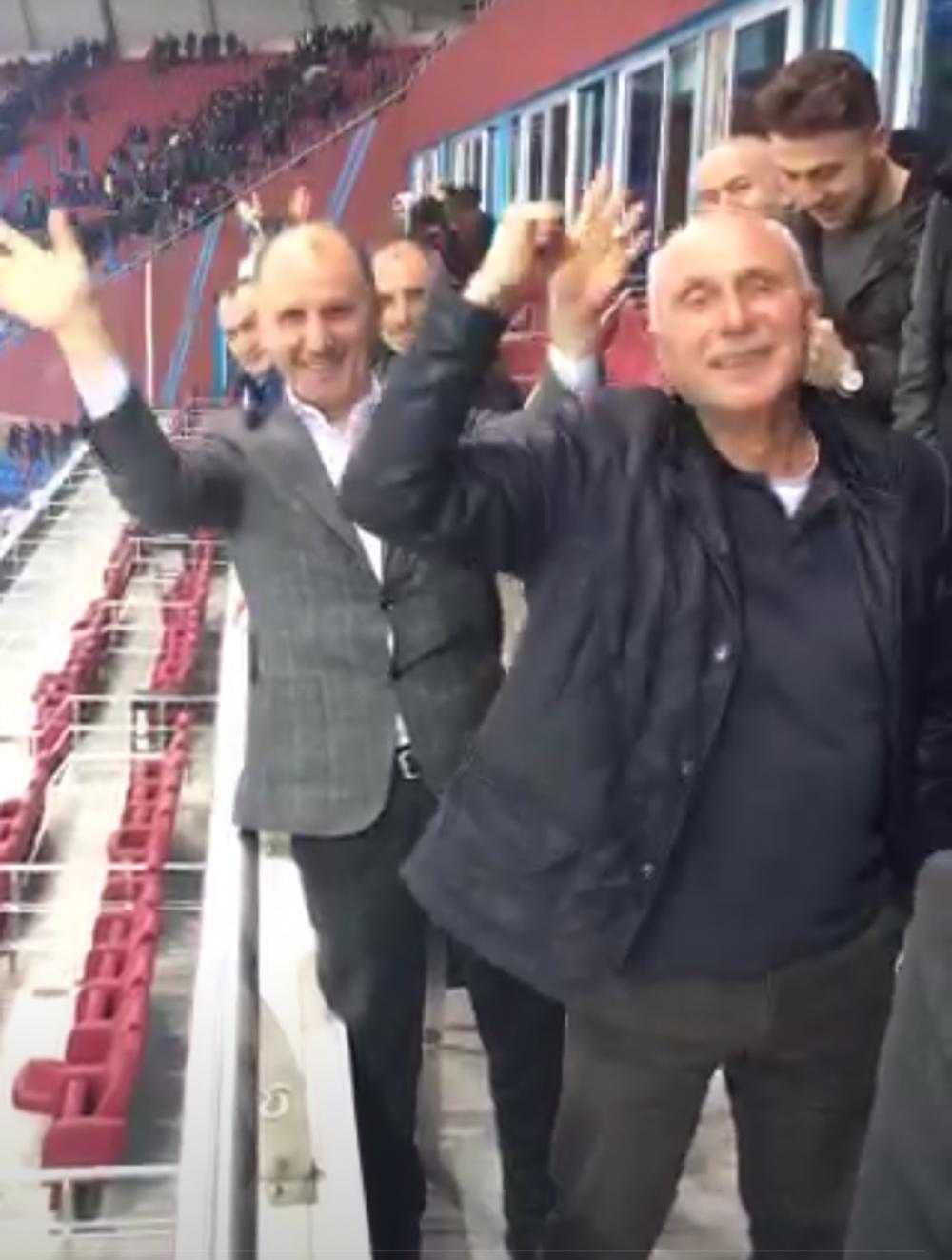 Muharrem Usta: Trabzonspor'a yakışır günlere başladık