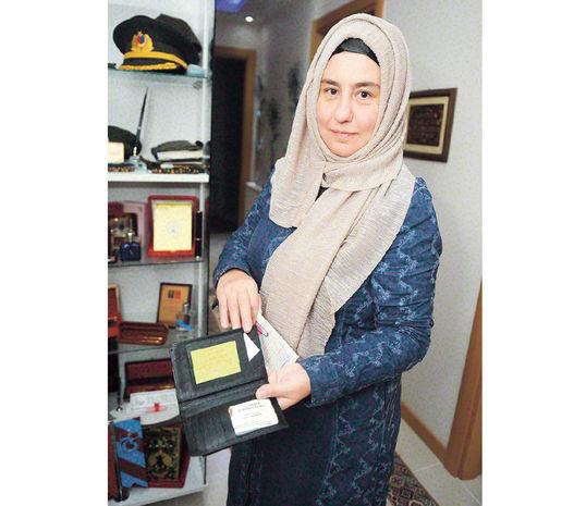 Şehit binbaşının eşinden açıklama: Katilinin ismini cüzdanında taşıyordu