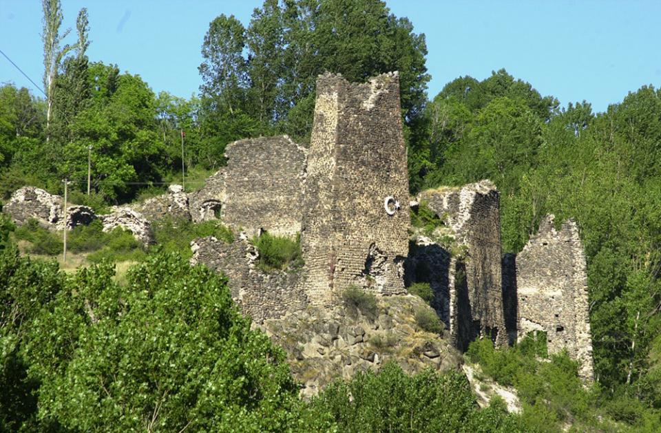Şavşat Kalesi kazıları yıl sonunda bitiyor