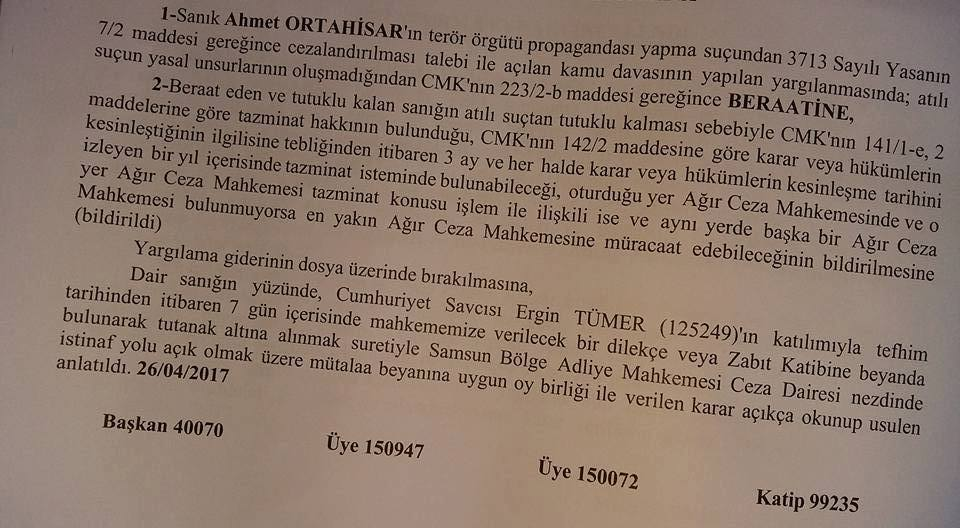 Beşiktaş saldırısı paylaşımı nedeniyle tutuklandı, 33 gün hücrede kaldı beraat etti