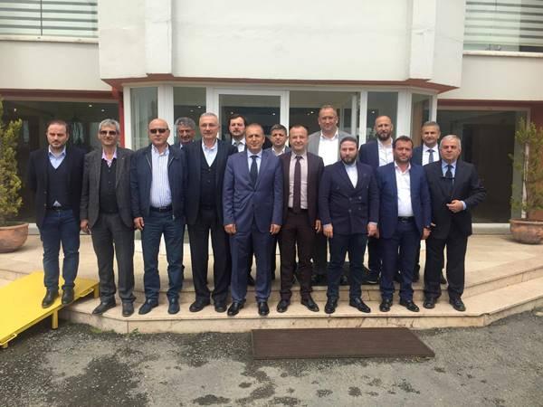 Arsin OSB yeni başkanını seçti 2
