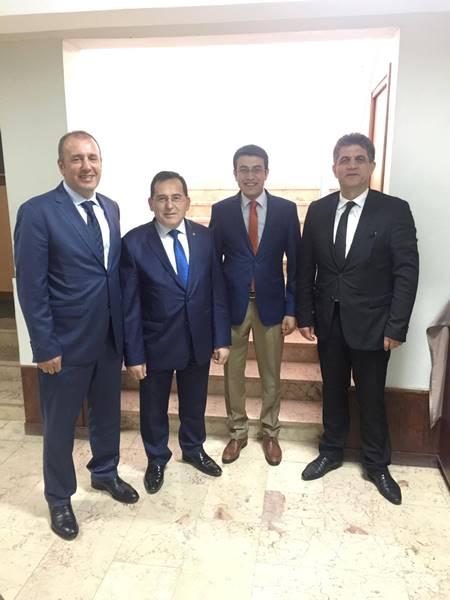 Arsin OSB yeni başkanını seçti 4
