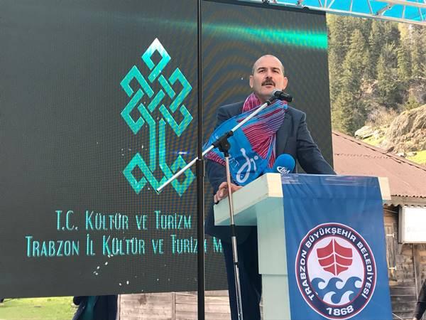 Trabzon yeni turizm sezonuna zirvede girdi 8
