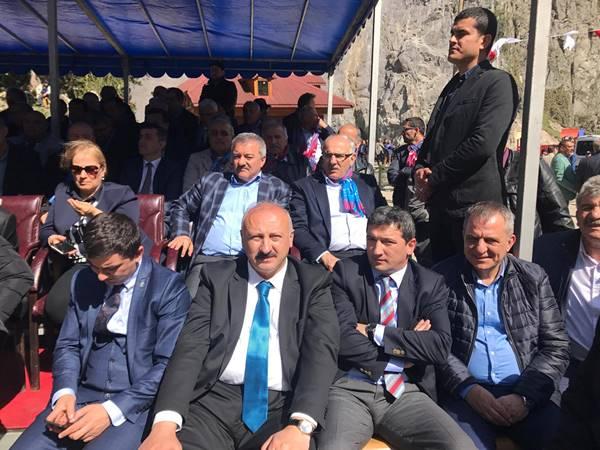 Trabzon yeni turizm sezonuna zirvede girdi 1