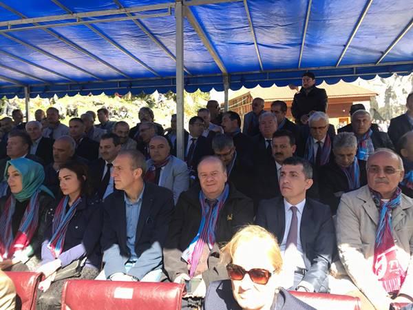 Trabzon yeni turizm sezonuna zirvede girdi 2