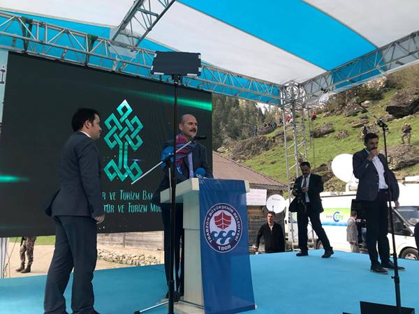 Trabzon yeni turizm sezonuna zirvede girdi6
