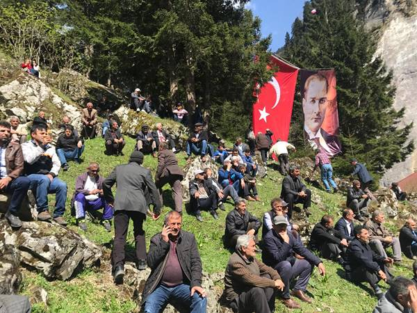 Trabzon yeni turizm sezonuna zirvede girdi 9
